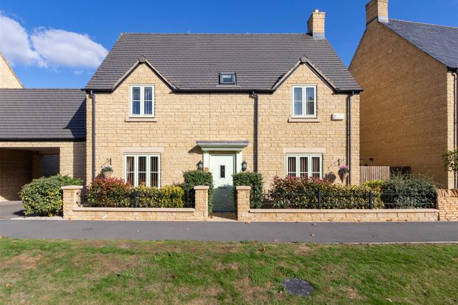 4 bed detached house for sale in Summers Way, Moreton In Marsh, Gloucestershire GL56
