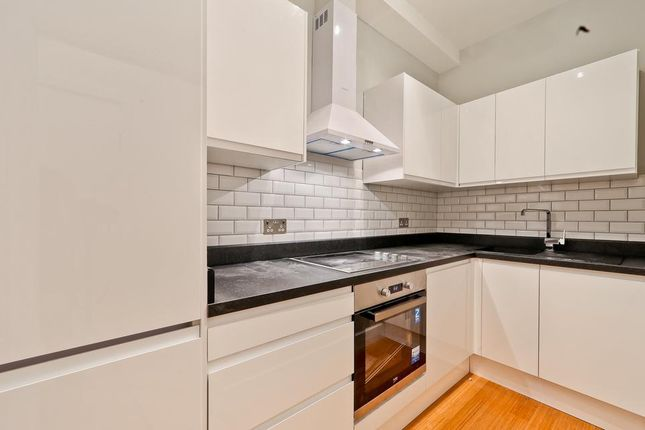 Thumbnail Flat for sale in High Road Leytonstone, London
