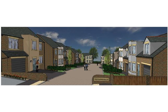 Thumbnail Detached house for sale in Plot 9, The Howard, Petersfield, Elvin Way, Tupton