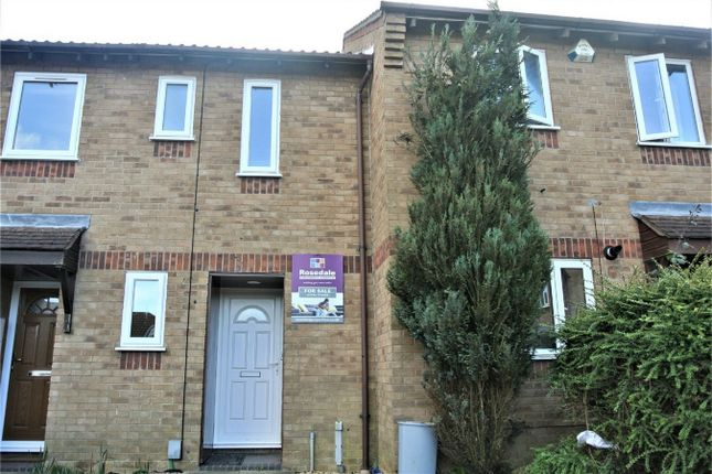 Terraced house for sale in Langdyke, Peterborough
