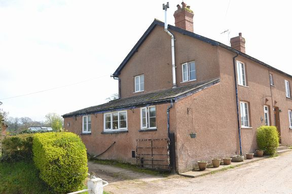 Thumbnail Cottage for sale in Kerswell, Cullompton