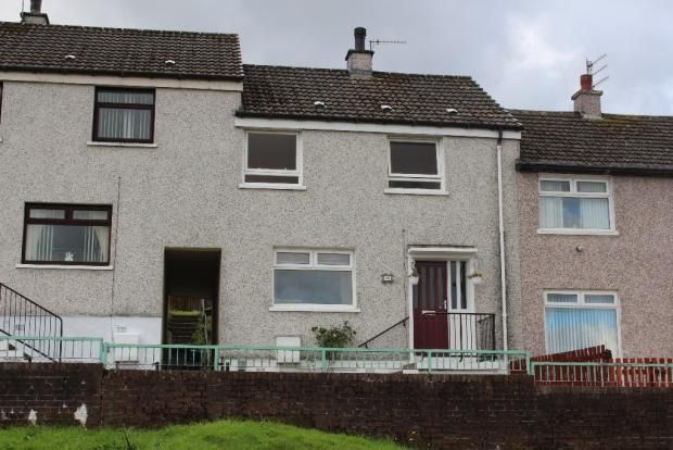 Thumbnail Terraced house for sale in Bute Avenue, Port Glasgow