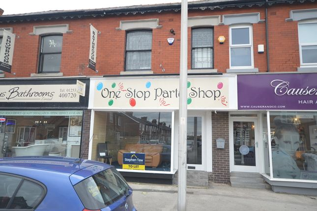 Thumbnail Property to rent in Highfield Road, Blackpool