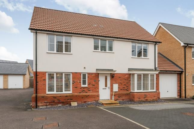 Thumbnail Detached house for sale in Bargroves Avenue, St. Neots, Cambridgeshire