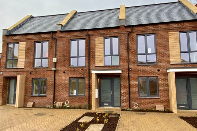 Thumbnail Town house for sale in Plot 9, Coldhams Place, Cambridge