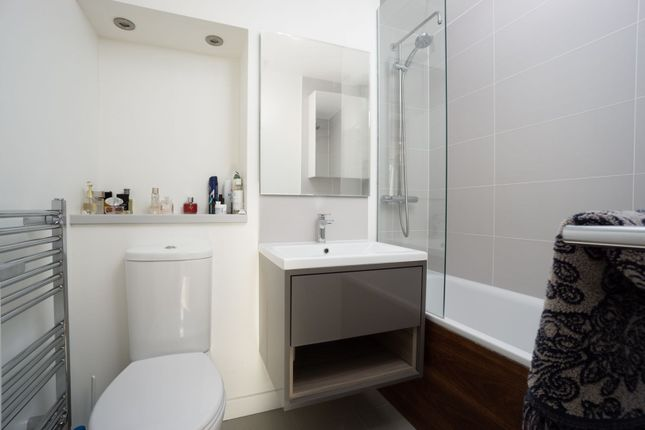 Bathroom of Malden Crescent, Kentish Town NW1