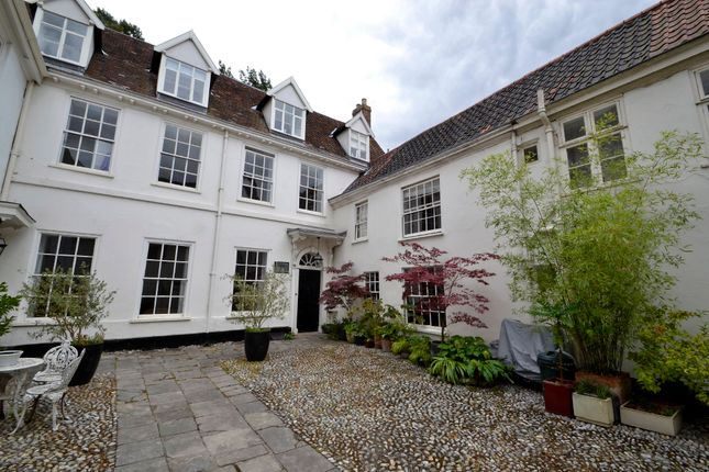 Thumbnail Town house for sale in Gurney Court, Magdalen Street, Norwich