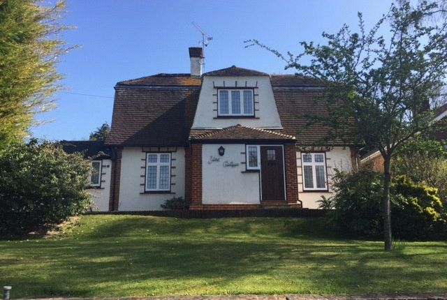 Thumbnail Detached house for sale in Downs Road, Istead Rise, Gravesend