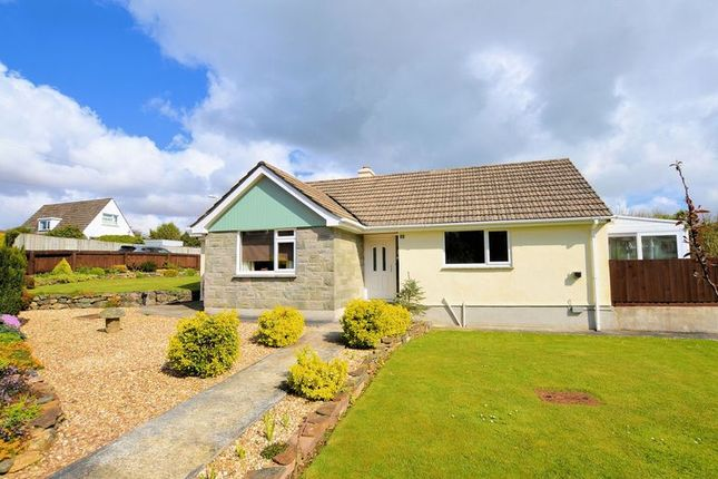Thumbnail Bungalow for sale in Warren Road, Mary Tavy, Tavistock