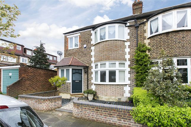 Thumbnail End terrace house to rent in Observatory Road, East Sheen, London