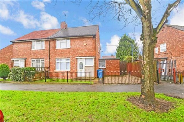 Thumbnail End terrace house for sale in Parthian Road, Hull, East Yorkshire