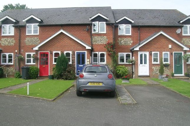 Thumbnail Terraced house to rent in The Hill, Winchmore Hill, Amersham