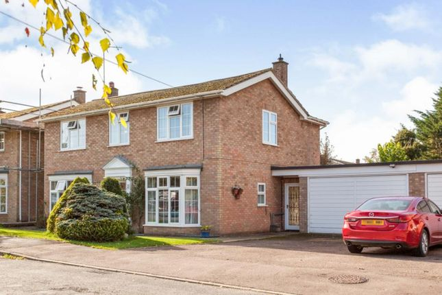 Thumbnail Detached house for sale in Whittlesford, Cambridge, Cambridgeshire
