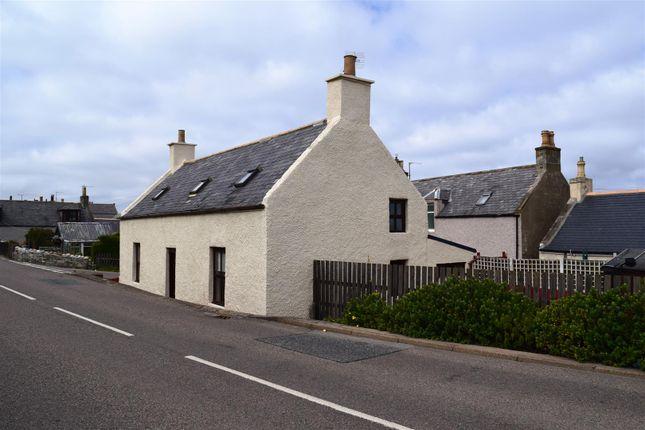 Thumbnail Cottage for sale in Yardie, Buckie