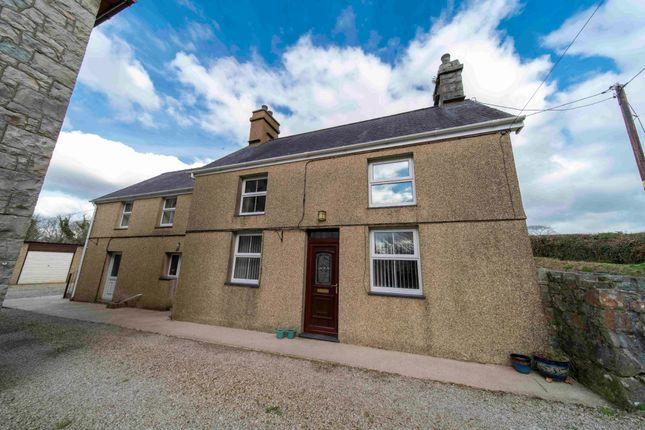 Thumbnail Detached house for sale in Nanhoron, Pwllheli