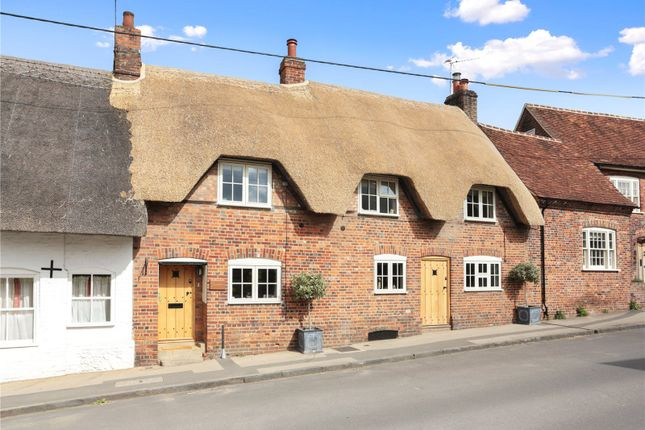 Thumbnail Terraced house for sale in Oxford Street, Ramsbury, Marlborough, Wiltshire