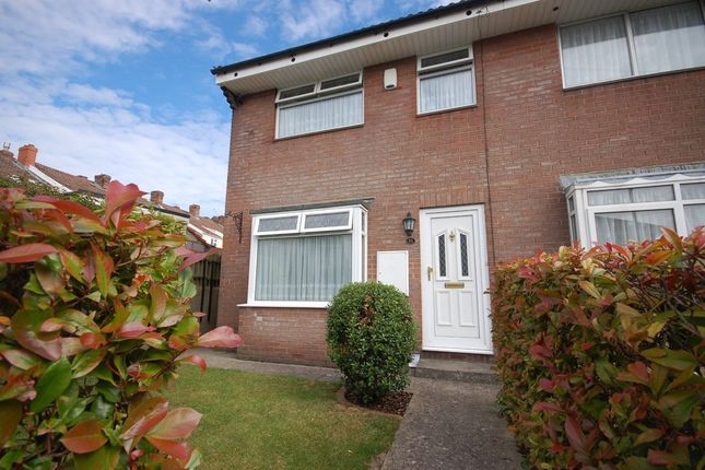 Thumbnail End terrace house for sale in Bright Street, Kingswood, Bristol