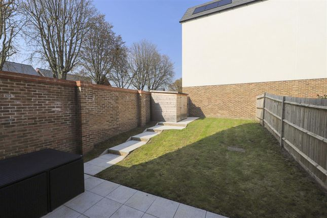 Rear Garden of Barrett Place, Uxbridge UB10