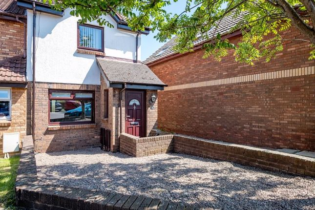 Thumbnail End terrace house for sale in Dunlin Crescent, Cove Bay, Aberdeen