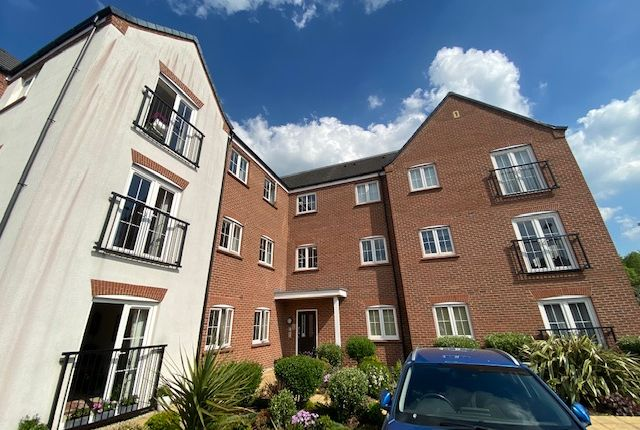 1 bed flat for sale in Denby House, Denby Bank, Ripley DE5