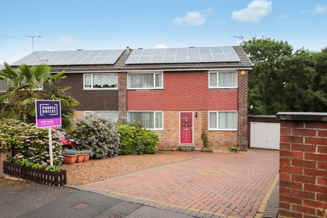 Thumbnail Semi-detached house for sale in Hague Avenue, Rotherham