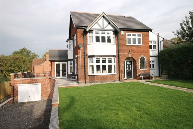 Thumbnail Detached house for sale in Beacon Hill Road, Newark, Nottinghamshire.