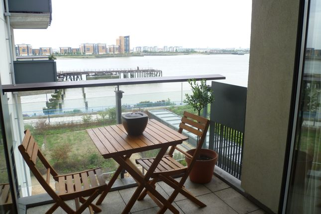 Thumbnail Flat to rent in Erebus Drive, Thamesmead