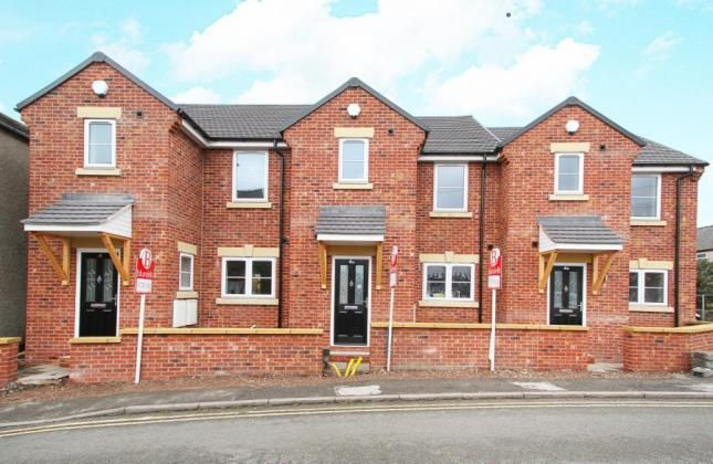 Thumbnail Town house for sale in Pottery Mews, Barker Lane, Chesterfield