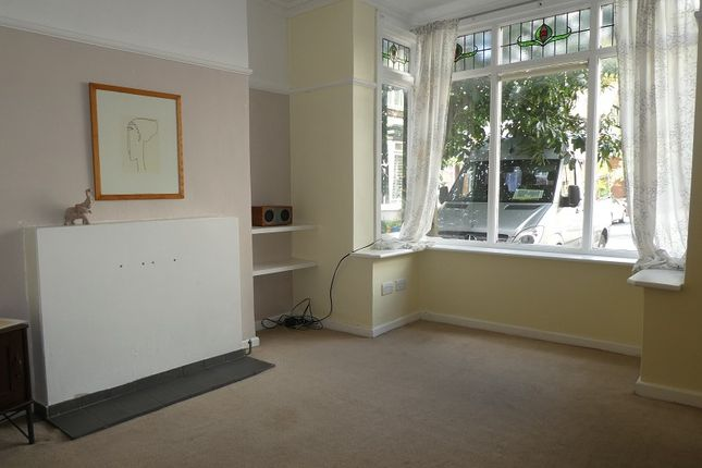 Reception 1 of Whalley Avenue, Whalley Range, Manchester. M16