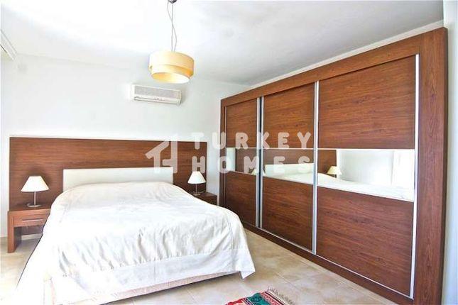 Sea View Villa - Gumusluk, Bodrum - Master Bedroom