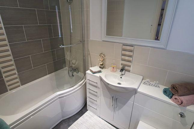 Bathroom of Gordon Rowley Way, The Alders, Morriston, Swansea SA6