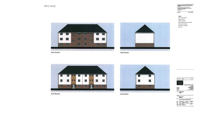 Thumbnail Flat for sale in Drayton Road, Norwich