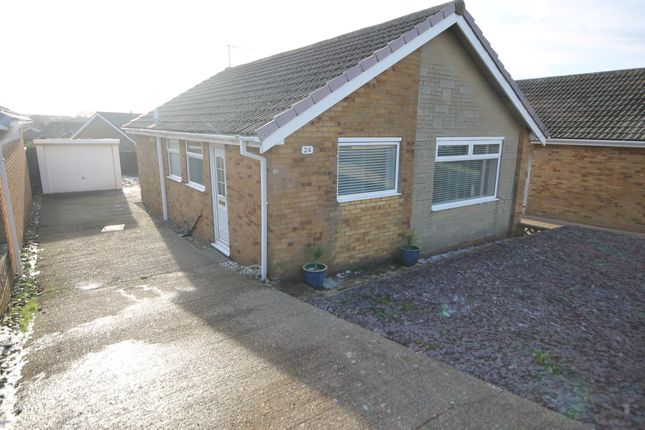 Thumbnail Detached bungalow for sale in Wooldale Drive, Filey