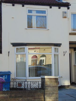 Thumbnail Semi-detached house to rent in Dorset Road, Liverpool