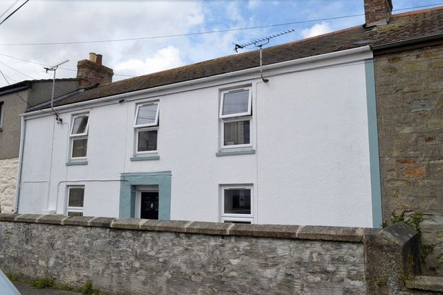 Thumbnail Terraced house for sale in St. Johns Street, Hayle
