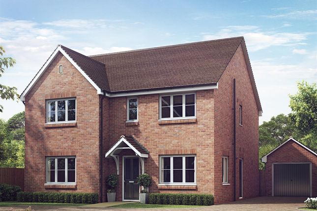 """Thumbnail Detached house for sale in """"The Marylebone"""" at The Gallops, High Street, East Ilsley, Newbury"""