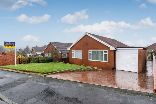 Thumbnail Detached bungalow for sale in Glenshee Drive, Ladybridge, Bolton, Lancashire.