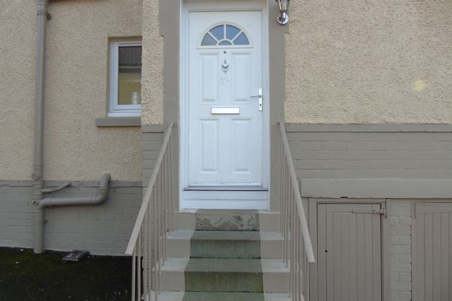 Thumbnail Flat for sale in Drumgelloch Street, Clarkston, Airdrie