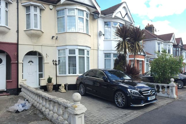 Thumbnail Terraced house for sale in Dawlish Drive, Ilford