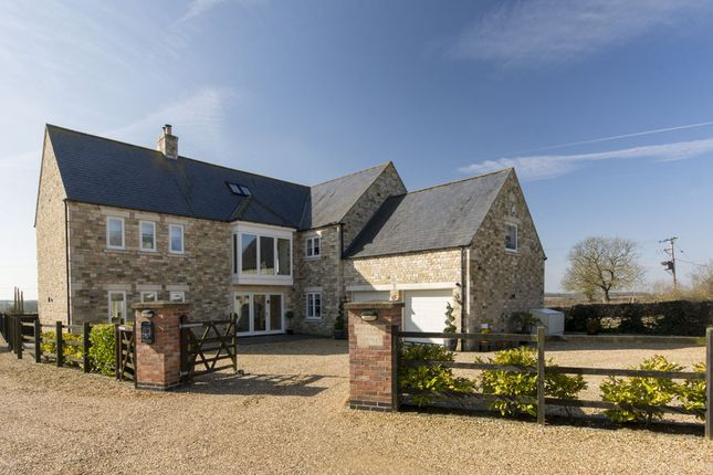 Thumbnail Detached house for sale in High Street, Upper Benefield