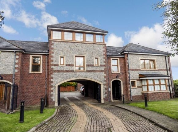 Thumbnail Town house to rent in Linen Green, Lisburn