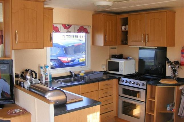 Mobile/park home for sale in Hillway Road, Bembridge, Isle Of Wight