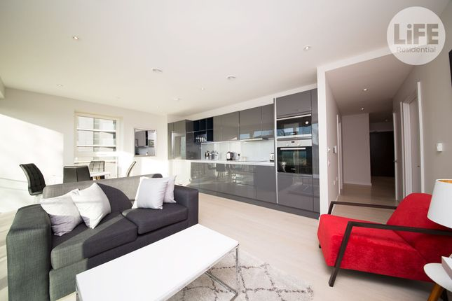 2 bed flat to rent in Lantana Heights, 1 Glasshouse Gardens, Stratford, London E20