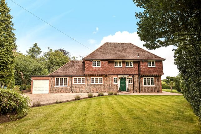 Thumbnail Detached house for sale in Pinner Hill, Pinner, Middlesex