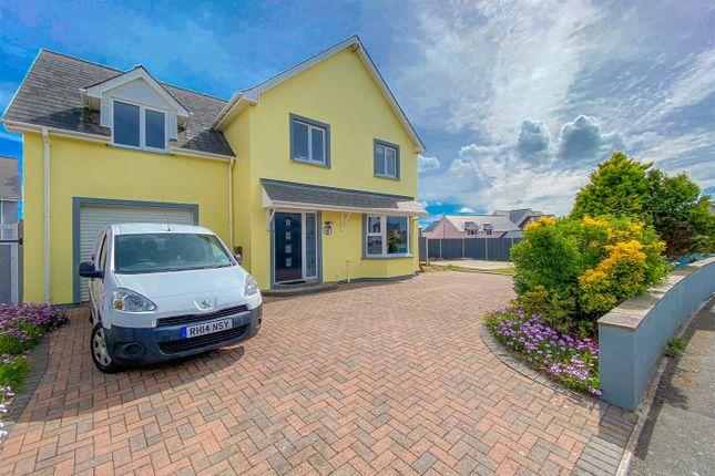 5 bed detached house for sale in 5 Ocean Way, Pembroke Dock SA72
