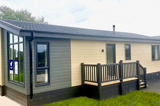 Thumbnail Lodge for sale in Borrans Lane, Middleton, Morecambe