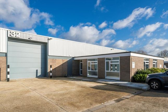 Thumbnail Industrial to let in Unit 32, Fareham Industrial Park, Standard Way, Fareham