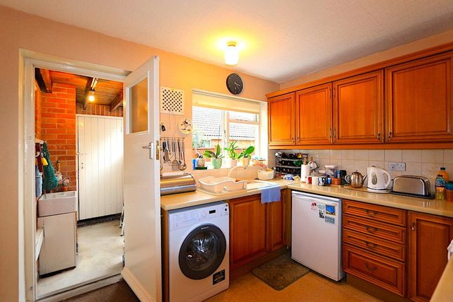 Kitchen of Hewitt Drive, Kirby Muxloe, Leicester LE9