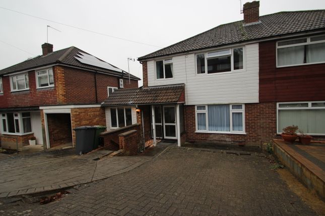 Thumbnail Semi-detached house to rent in Sheraton Drive, High Wycombe