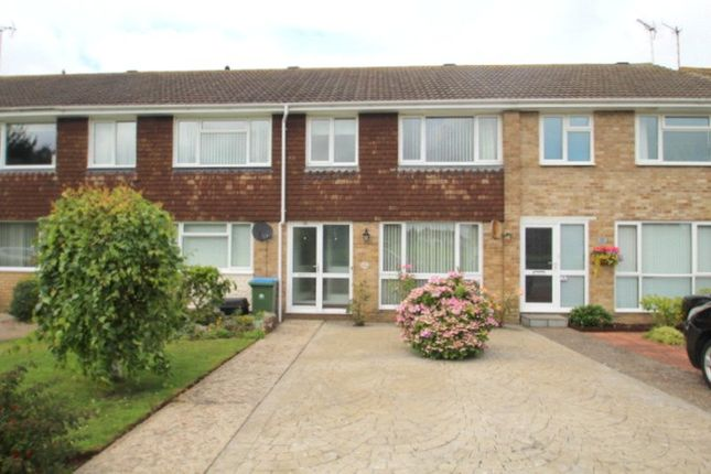 Thumbnail Terraced house to rent in Westlands, Rustington, West Sussex